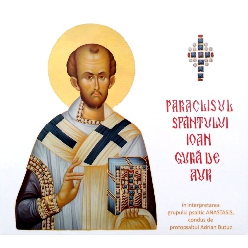 Paraclisul Sfantului Ioan Gura De Aur
