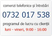 Comenzi telefonice si intrebari