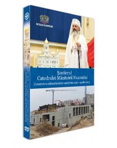 Șantierul Catedralei Mântuirii Neamului. Construirea infrastructurii: noiembrie 2010 - aprilie 2013