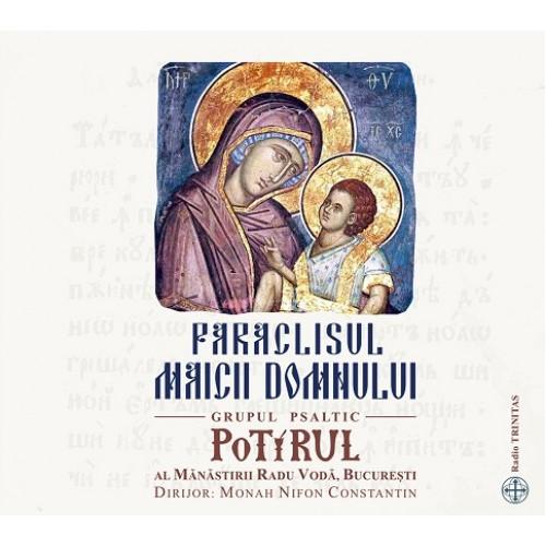 Paraclisul Maicii Domnului (Manastirea Radu Voda)
