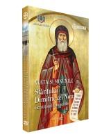Viața și minunile Sfântului Dimitrie cel Nou Ocrotitorul Bucureștilor